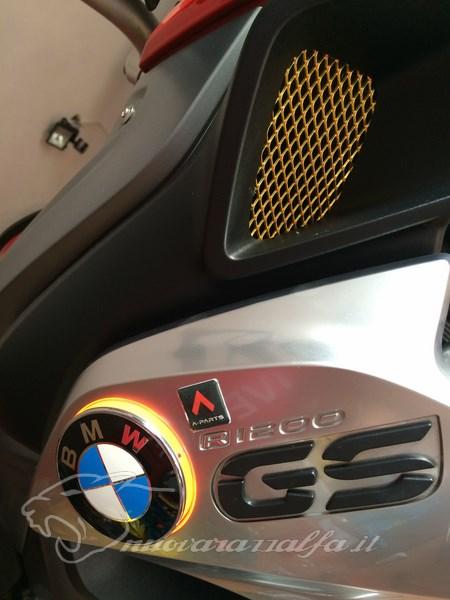 BMW K50 R1200GS LC Frecce Z4 style. Max45547