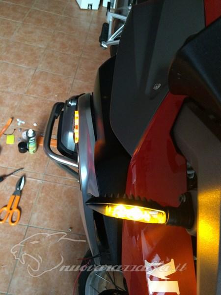 BMW K50 R1200GS LC Frecce Z4 style. Max45549