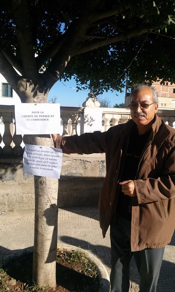 Rassemblement de solidarité avec Kamel Daoud à Aokas mardi 23 decembre 2014 - Page 2 1127