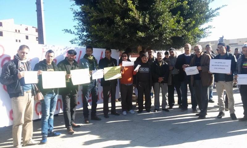 Rassemblement de solidarité avec Kamel Daoud à Aokas mardi 23 decembre 2014 - Page 2 1130