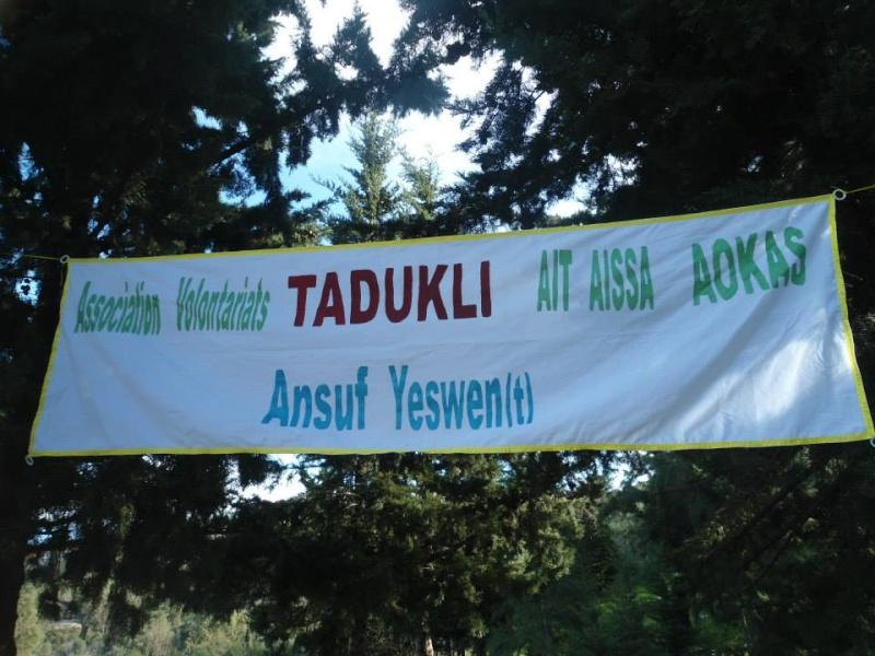 """l'association """"Tadukli"""" Ait Aissa fait un énorme travail et fait sortir Aokas de sa longue léthargie culturell 154"""