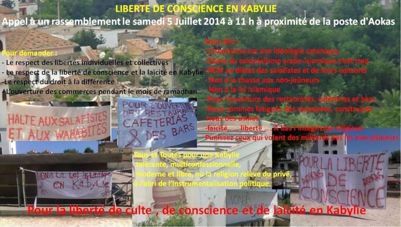 Yal Yiwen i Imanis - Laicité en Kabylie 165
