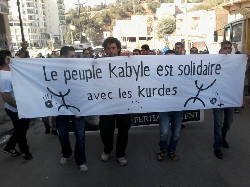 Le peuple kabyle est solidaire avec les kurdes 311