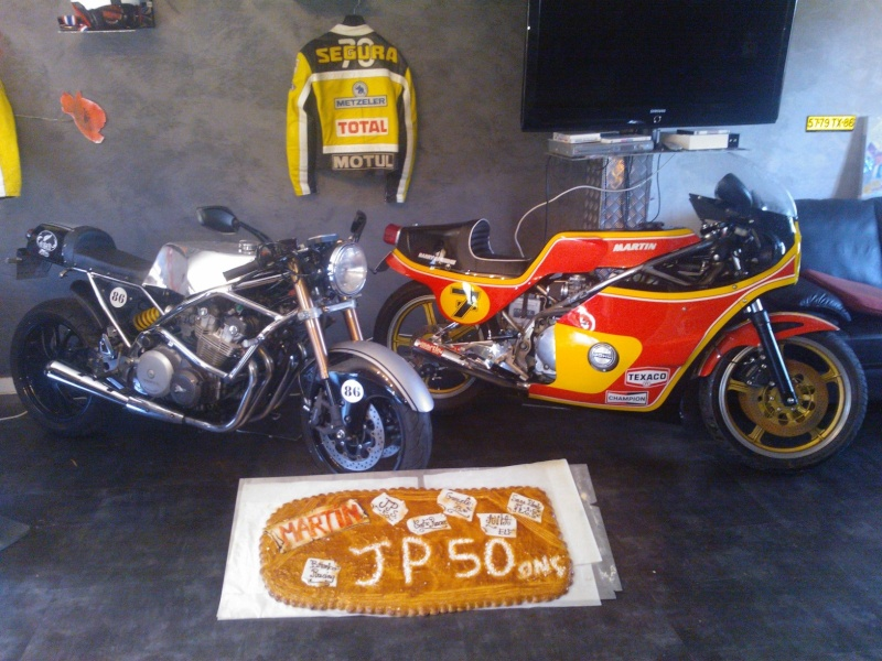 remontage cafe racer  Salon_10