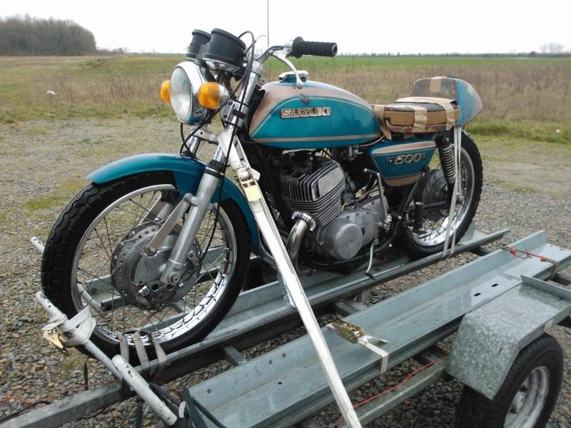 Projet à base de T500 Suzuki11