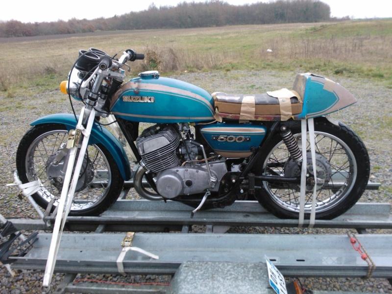 Projet à base de T500 Suzuki13