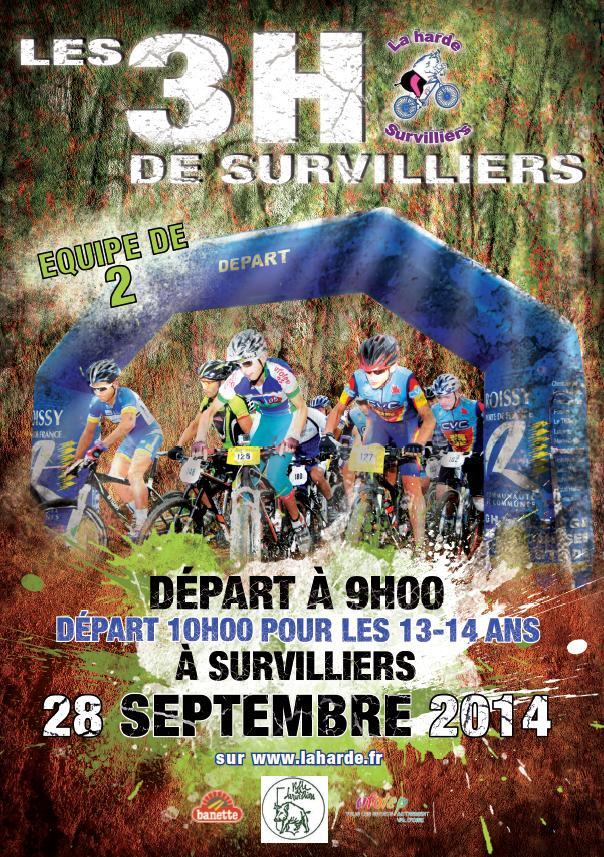 Les 3h de Survilliers (95), 28 sept 2014 3h202010