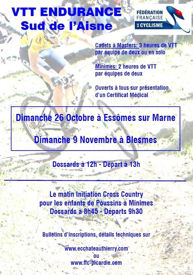 3h vtt D'Essômes sur Marne et Blesmes, 26/10 et 09/11/2014 Affich19