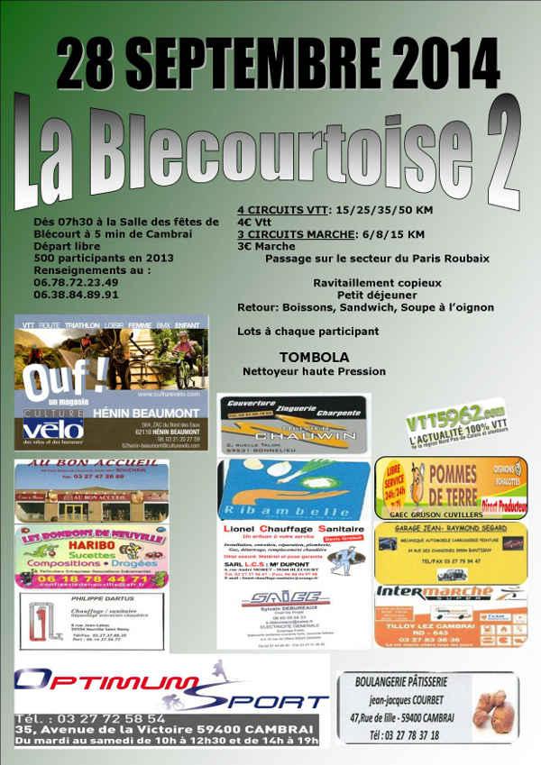 La Blécourtoise 2 (59), 28 septembre 2014 Blecou10