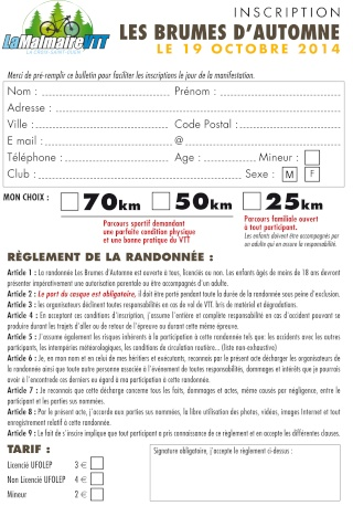 Les Brumes d'automne, La Croix Saint Ouen (60), le 19 octobre 2014 Tract_12