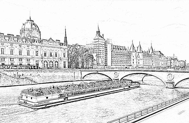 [Phinae & Frof] Un dernier hiver à Paris - Page 2 Bateau10