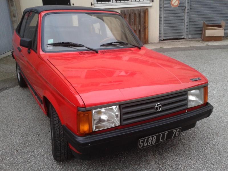 Vente Samba cab 20141033