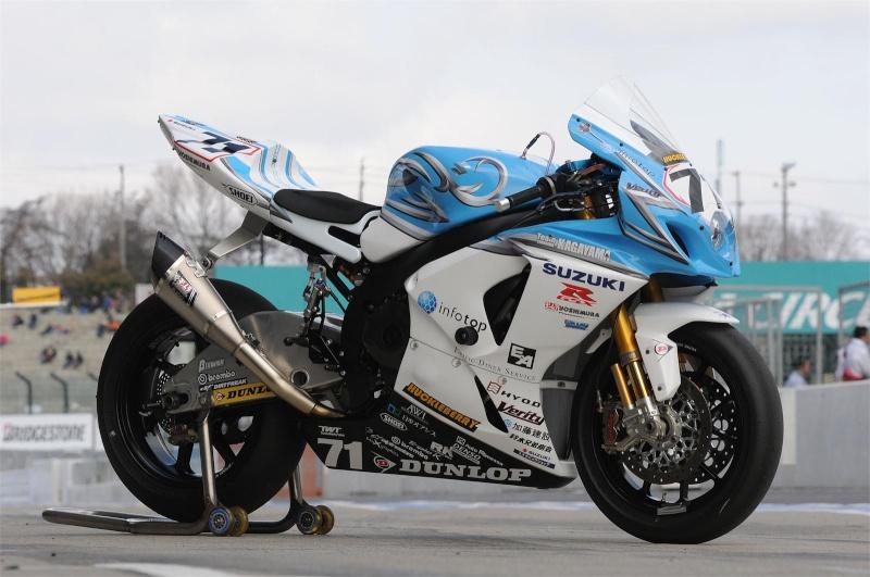 [Endurance] 8h de Suzuka 2014 Suzuki10