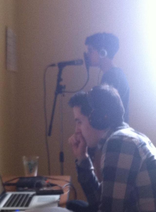 Photos de Nidhal en studio 10155610