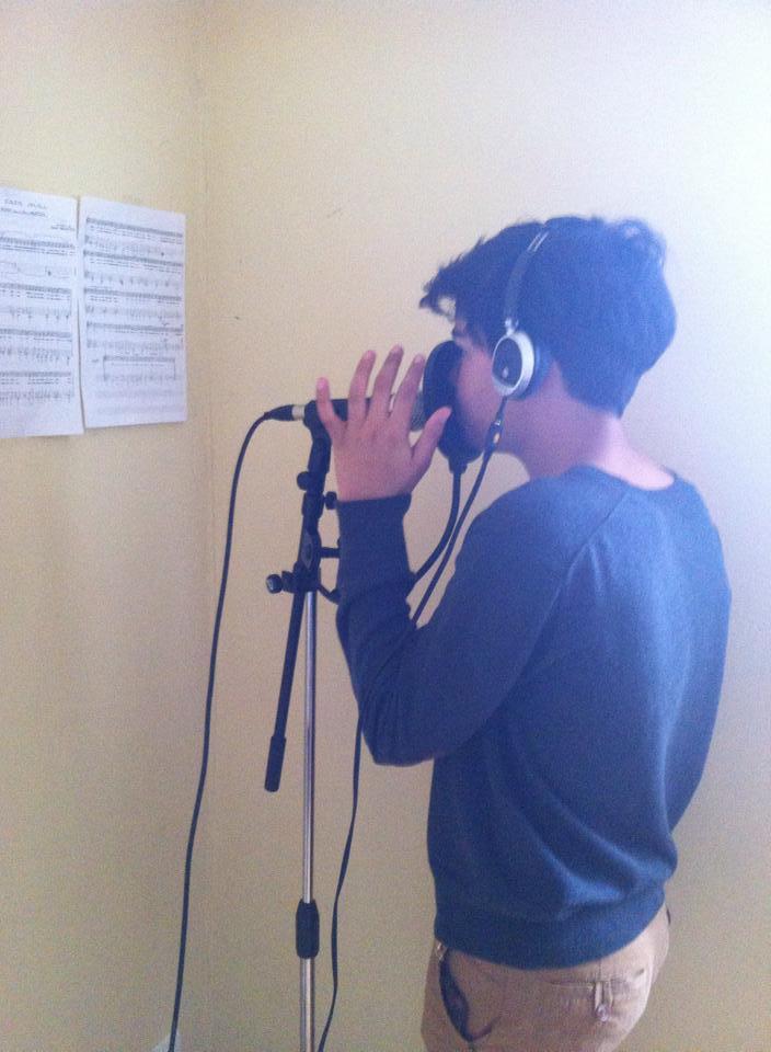 Photos de Nidhal en studio 10178010