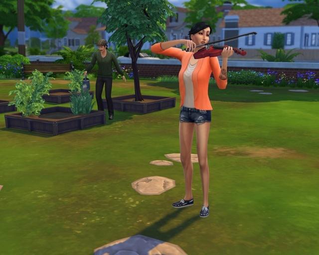 [Sims 4] Un souvenir de vos premiers instants de jeu Jeu110