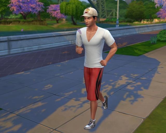 [Sims 4] Un souvenir de vos premiers instants de jeu Jeu410