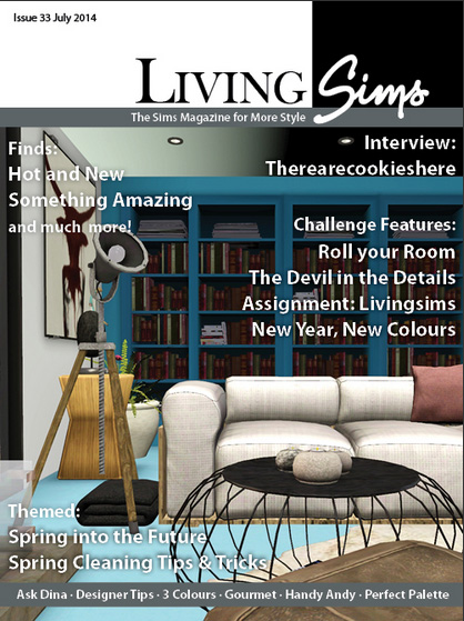 Les différents magazines du net. Living10