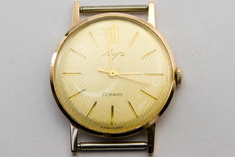 Les montres soviétiques en or  Luch_o10