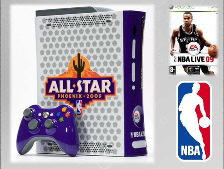 XBOX 360 : Edition ALL STAR GAME 2009 All_st11