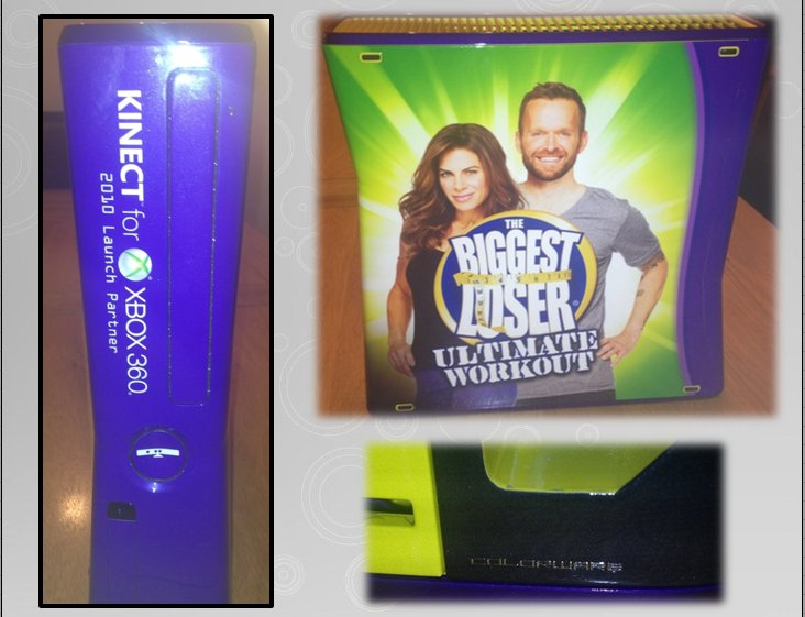 XBOX 360 : Edition  BIGGEST LOSER Bigges13