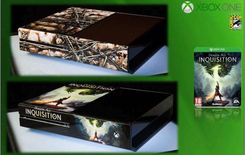 XBOX ONE : Edition COMIC CON 2014 Comicc17