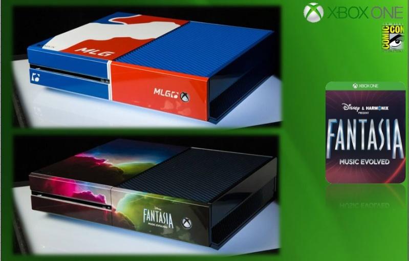 XBOX ONE : Edition COMIC CON 2014 Comicc18