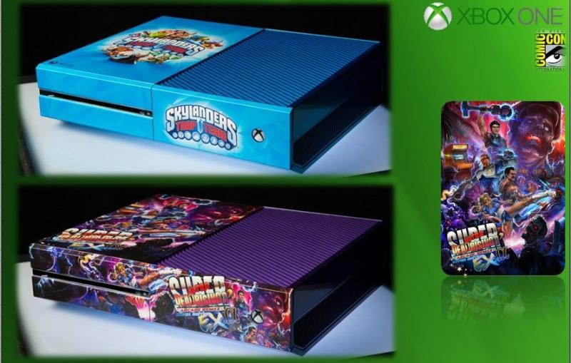 XBOX ONE : Edition COMIC CON 2014 Comicc20