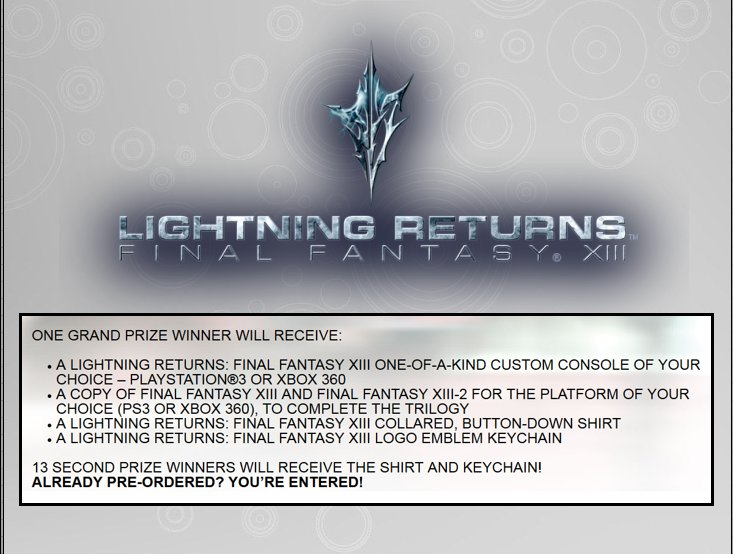 XBOX 360 : Edition FINAL FANTASY LIGHTNING RETURNS Ff_lig11