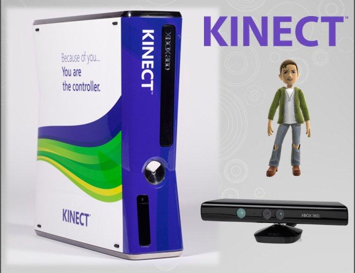 XBOX 360 : Edition KINECT Kinect11