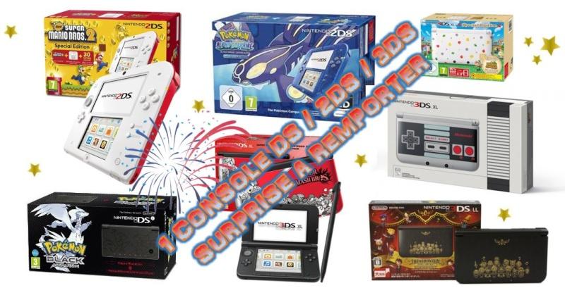 Concours Noël numéro 2 Limited  ICE MARIO  ... Clos Lot_0311
