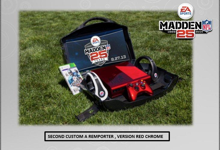 XBOX 360 : Edition MADDEN 25th Madden15