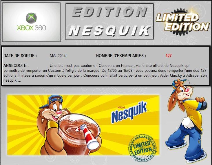 XBOX 360 : Edition NESQUIK   Nesqui10