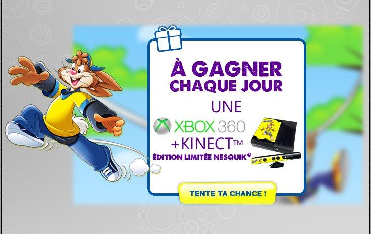 XBOX 360 : Edition NESQUIK   Nesqui11