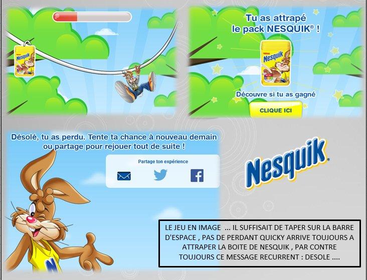 XBOX 360 : Edition NESQUIK   Nesqui12