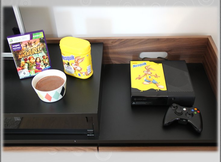 XBOX 360 : Edition NESQUIK   Nesqui13