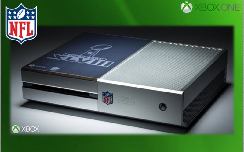 XBOX ONE : Edition NFL SUPER BOWL XLVIII Nfl_su12