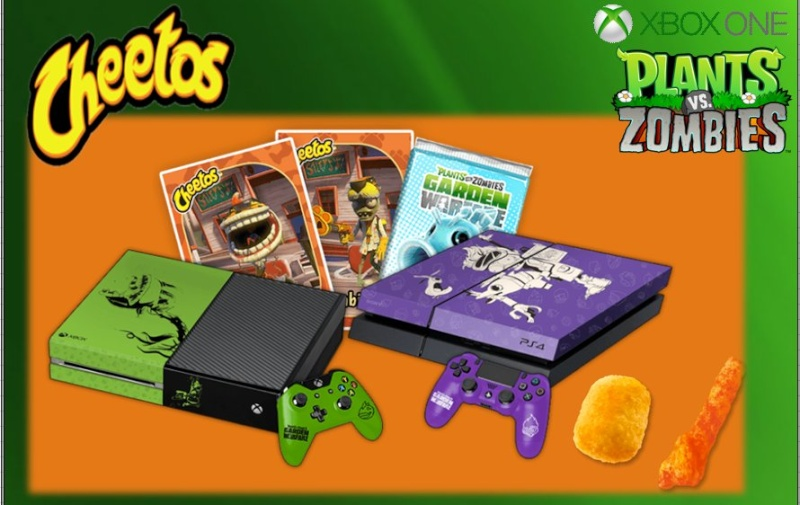 XBOX ONE : Edition PLANTS vs ZOMBIES Plants11