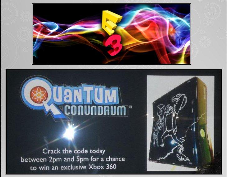 XBOX 360 : Edition QUANTUM CONUNDRUM Quantu11