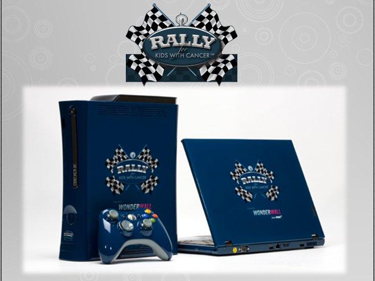 XBOX 360 : Edition RALLY FOR KIDS Rally_12