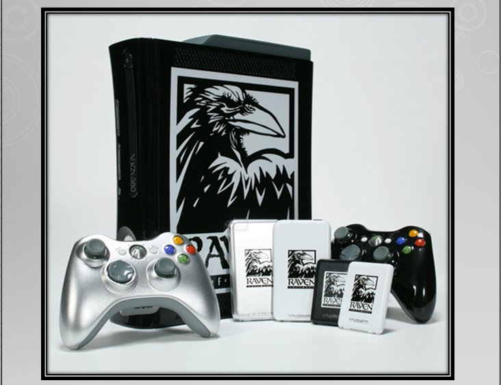 XBOX 360 : Edition RAVEN SOFTWARE Raven_11
