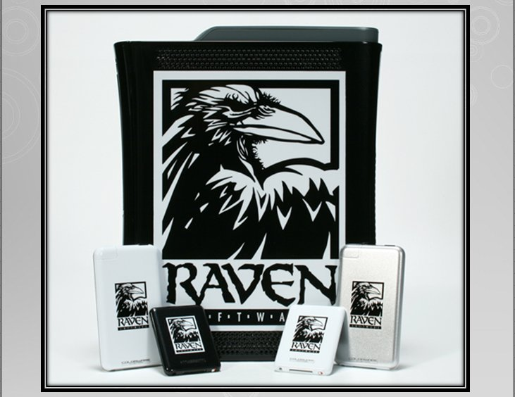 XBOX 360 : Edition RAVEN SOFTWARE Raven_12