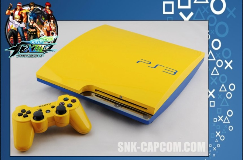 PLAYSTATION 3 : Edition SNK / KOF  Snk_0210