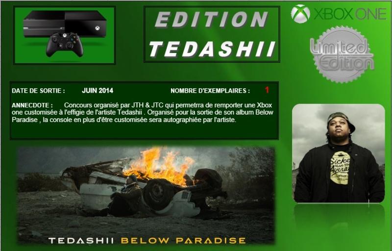 XBOX ONE : Edition TEDASHII Tedash10