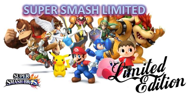 Concours  SUPER SMASH LIMITED  ~~  Tirage ce Mardi 13/10 ~~ Titre_13