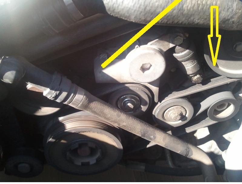 [ BMW E46 320D M47 an 2001 ] Claquement moteur Courro10