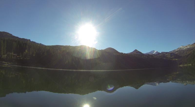Sortie d'automne sur le lac d'Arnensee  G0014810