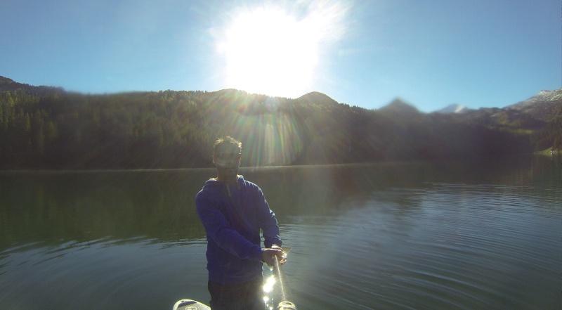 Sortie d'automne sur le lac d'Arnensee  G0034910