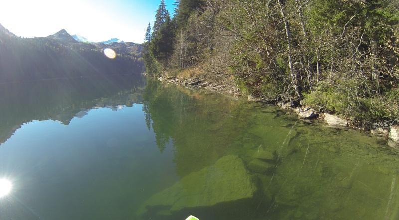 Sortie d'automne sur le lac d'Arnensee  G0054910