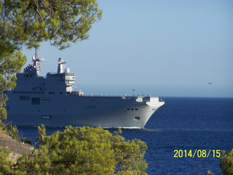 [Sujet unique] 70ème anniversaire du débarquement en Provence - Page 2 100_2311